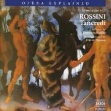 Opera Explained:Rossini,Tancredi, CD