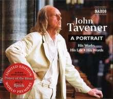 John Tavener (1944-2013): John Tavener - A Portrait, 2 CDs
