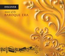 Discover Music of the Baroque Era (in engl.Spr.), 2 CDs