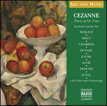 Cezanne - Music of His Time, CD