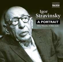 Igor Strawinsky - A Portrait, 2 CDs