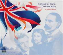 Burton,Anthony:The Story of British Classical Music, 2 CDs