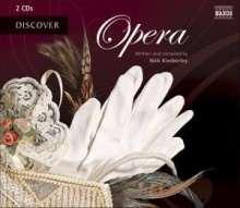 Discover Opera (in engl.Spr.), 2 CDs