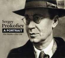 Sergej Prokofieff - A Portrait (in engl.Spr.), 2 CDs