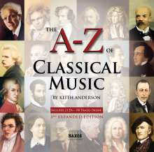 A-Z of Classical Music (2CD + Buch), 2 CDs