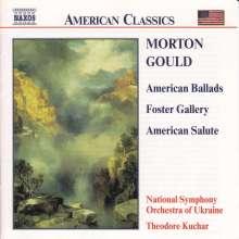 Morton Gould (1913-1996): American Ballads, CD