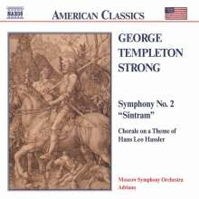 "George Templeton Strong (1856-1948): Symphonie Nr.2 ""Sintram"", CD"