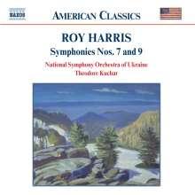 Roy Harris (1898-1979): Symphonien Nr.7 & 9, CD