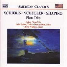 Amerikanische Klaviertrios, CD