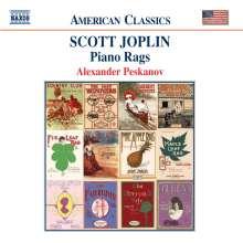 Scott Joplin (1868-1917): Piano-Rags, CD