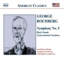 George Rochberg (1918-2005): Symphonie Nr.5, CD