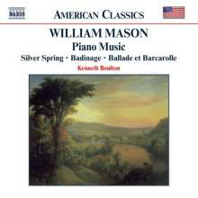 William Mason (1829-1908): Klavierwerke, CD