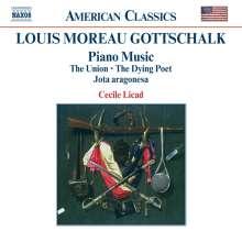 Louis Moreau Gottschalk (1829-1869): Klavierstücke, CD