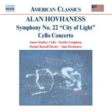"Alan Hovhaness (1911-2000): Symphonie Nr.22 ""City of Light"", CD"