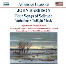 John Harbison (geb. 1938): Variations, CD