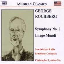 George Rochberg (1918-2005): Symphonie Nr.2, CD