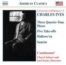 Charles Ives (1874-1954): Klavierstücke, CD