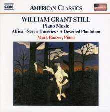 William Grant Still (1895-1978): Klavierwerke, CD