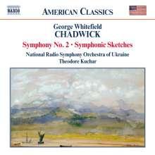 George Chadwick (1854-1931): Symphonie Nr.2, CD