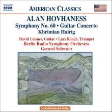 Alan Hovhaness (1911-2000): Symphonie Nr.60, CD