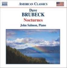 Dave Brubeck (1920-2012): Nocturnes, CD