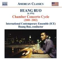 Huang Ruo (geb. 1976): Chamber Concerto Cycle, CD