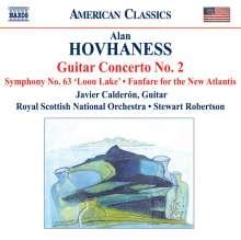 Alan Hovhaness (1911-2000): Symphonie Nr.63, CD