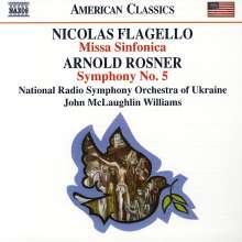 Nicolas Flagello (1928-1994): Missa Sinfonica, CD
