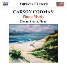 Carson Cooman (geb. 1982): Klavierwerke, CD