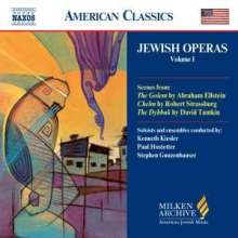 Jewish Operas Vol.1 - Szenen aus Opern, CD