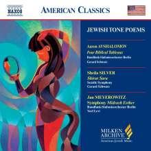 Jewish Tone Poems, CD