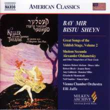 Great Songs of the Yiddish Stage Vol.2, CD