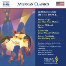 Jewish Music of the Dance, CD