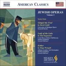 Jewish Operas Vol.2 - Szenen aus Opern, CD