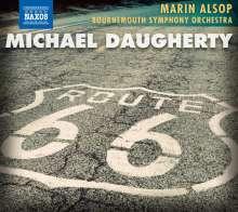 Michael Daugherty (geb. 1954): Ghost Ranch, CD