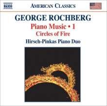 George Rochberg (1918-2005): Klaviermusik Vol.1, CD