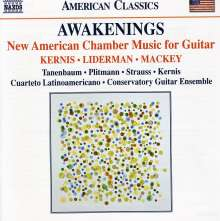 Awakenings - New American Chamber Music for Guitar, CD