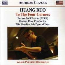 Huang Ruo (geb. 1976): Kammermusik, CD
