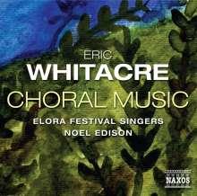 Eric Whitacre (geb. 1970): Chorwerke, CD