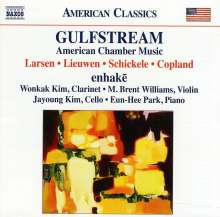 Gulfstream - American Chamber Music, CD
