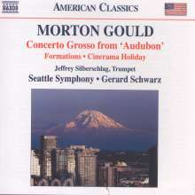 Morton Gould (1913-1996): Orchesterwerke, CD
