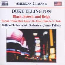 Duke Ellington (1899-1974): Black, Brown and Beige - Suite, CD