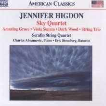 Jennifer Higdon (geb. 1962): Kammermusik, CD