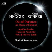 Jake Heggie (geb. 1961): Out of Darkness, CD