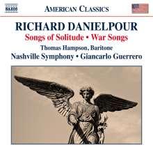 Richard Danielpour (geb. 1956): War Songs, CD