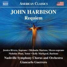 John Harbison (geb. 1938): Requiem, CD