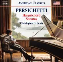 Vincent Persichetti (1915-1987): Cembalosonaten Nr.1,3,5,8,9 (opp.52,149,152,158,163), CD