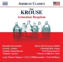 Ian Krouse (geb. 1956): Armenian Requiem, 2 CDs