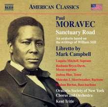 Paul Moravec (geb. 1957): Sanctuary Road (Oratorium), CD