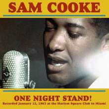 Sam Cooke: One Night Stand! At The Harlem Square Club In Miami (Limited-Edition), LP